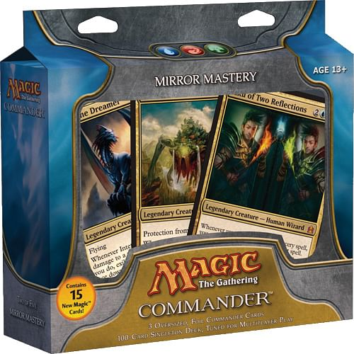 Magic: The Gathering - Commander Deck: Mirror Mastery