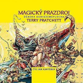 Magický prazdroj - audiokniha (10 CD)