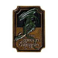 Magnetka Pán prstenů - U Zeleného draka