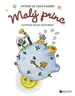 Malý princ (ilustrace Helena Zmatlíková)