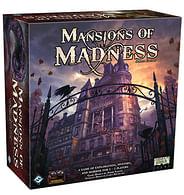 Mansions of Madness (druhá edice)