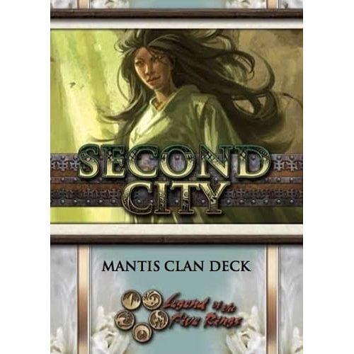 L5R: Second City - Mantis Clan Deck