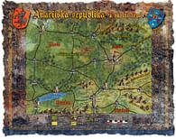 Mapa Anarijské republiky
