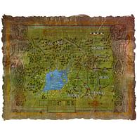 Mapa Danargu