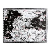 Mapa Severní Pakonie