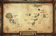 Mapa Tralodrenu