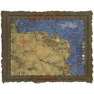 Mapa Vassagonie