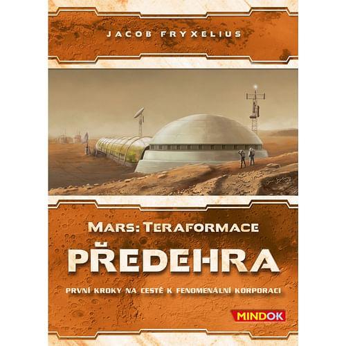 Mars: Teraformace - Předehra