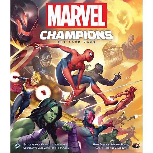 Marvel Champions - karetní hra (anglicky)