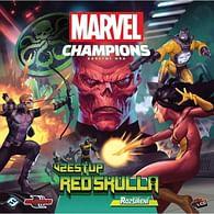 Marvel Champions - karetní hra: Vzestup Red Skulla  (česky)