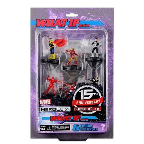Marvel HeroClix - 15th Anniversary What If? Starter Set