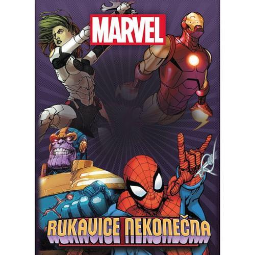 Blackfire Marvel: Rukavice nekonečna