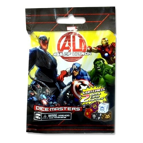 Marvel Dice Masters: Avengers Age of Ultron Booster
