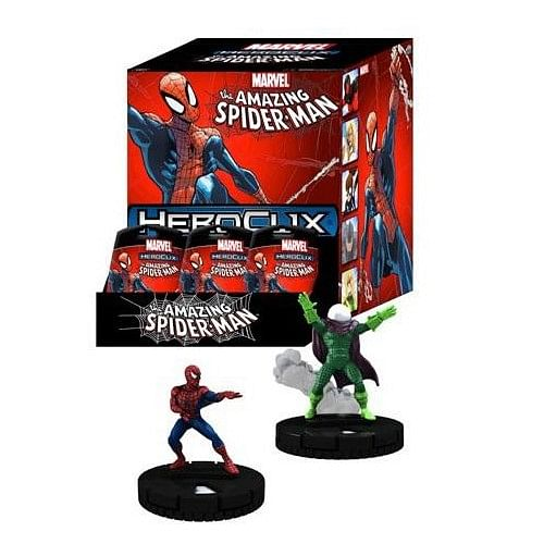 Marvel HeroClix: The Amazing Spiderman - Gravity Feed