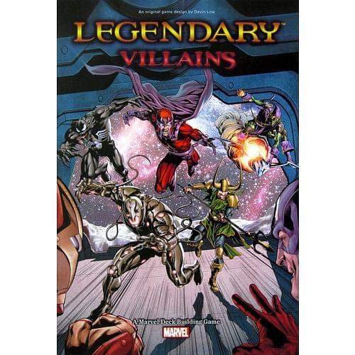 Legendary: Villains - Marvel Deck Building Game