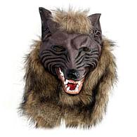 Maska vlčí hlava