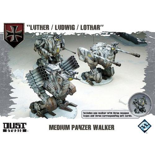 Dust Tactics: Medium Panzer Walker