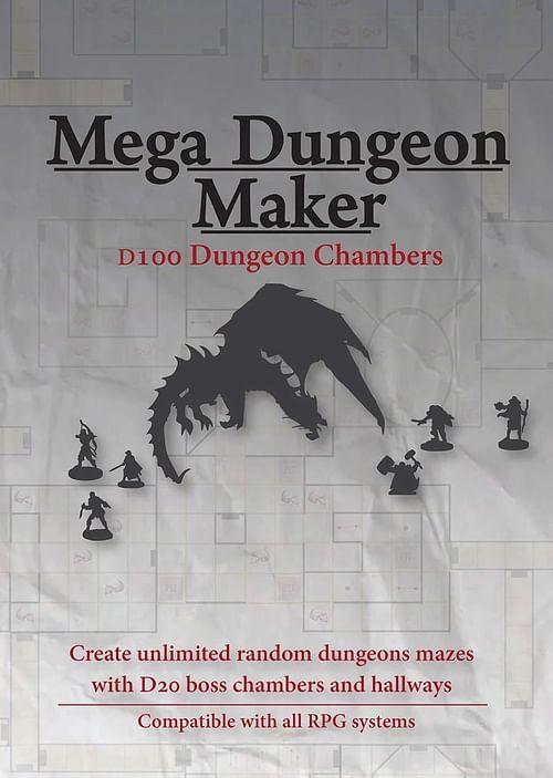 Mega Dungeon Maker