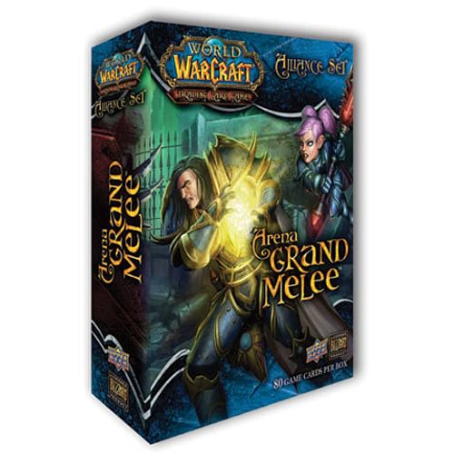 World of Warcraft TCG: Arena Grand Melee - Alliance Set
