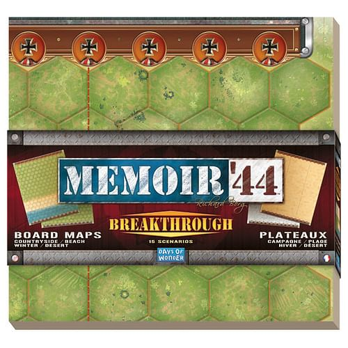 Memoir '44: Breakthrough Kit
