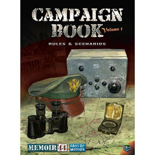Memoir '44: Campaign Book Vol. 1