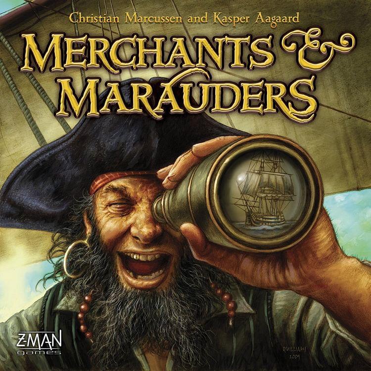 Merchant and Marauders