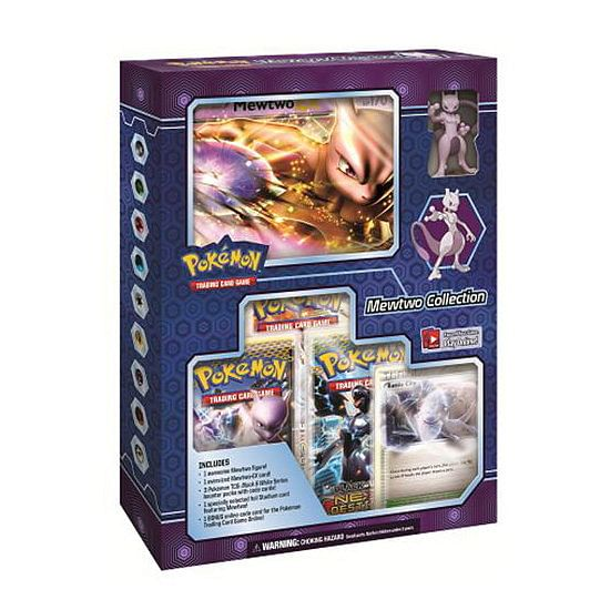 Pokémon: Black and White - Mewtwo Collection Box