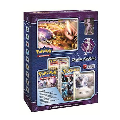 Pokémon: Black and White - Mewtwo Collection Box