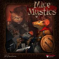 Mice and Mystics - poškozený obal