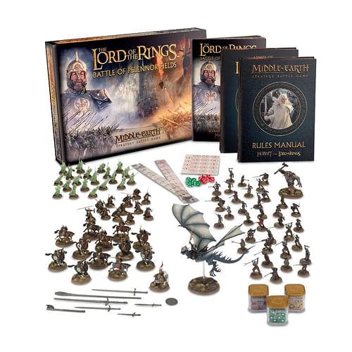 Middle-earth: Strategy Battle Game: The Charge of Rohirim