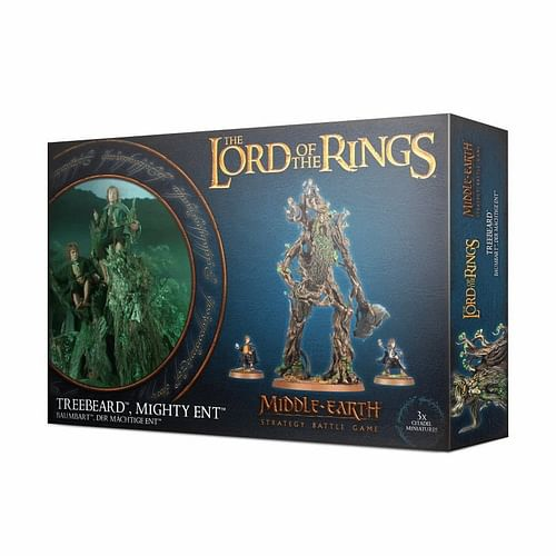 Middle-earth: Strategy Battle Game - Treebeard Mighty Ent