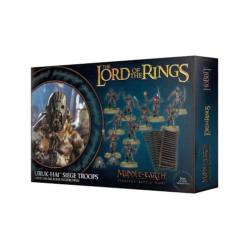 Middle-earth: Strategy Battle Game - LotR: Uruk-Hai Siege Troops