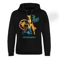 Mikina Captain Marvel - Fly High