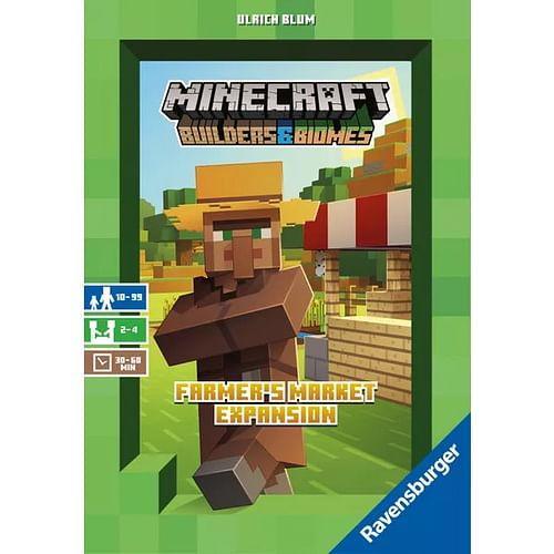 Minecraft Builders & Biomes: Farmers Market