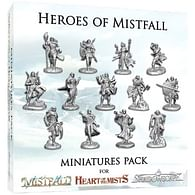 Mistfall: Heroes of Mistfall Miniatures Pack