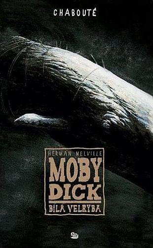 Moby Dick komiks