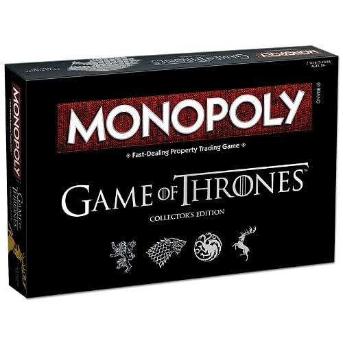 Monopoly: A Game of Thrones Collector's Edition