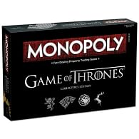 Monopoly: A Game of Thrones Collector's Edition - rozbaleno