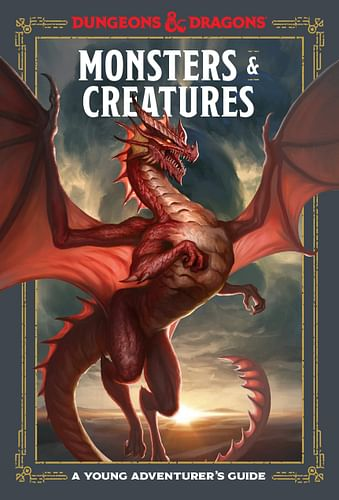 Monsters and Creatures : An Adventurer's Guide