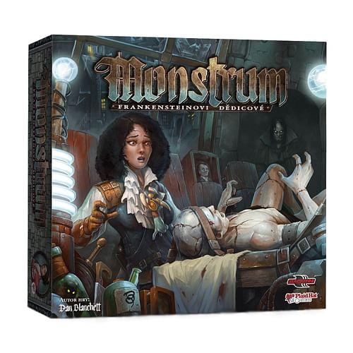 Blackfire Monstrum: Frankensteinovi dědicové
