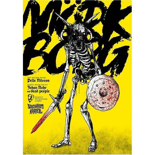 MÖRK BORG Core Rulebook