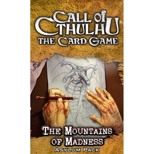 Call of Cthulhu LCG: Mountains of Madness
