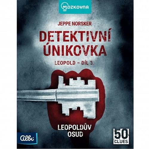 Mozkovna Detektivní únikovka - Leopold 3. díl: Leopoldův osud