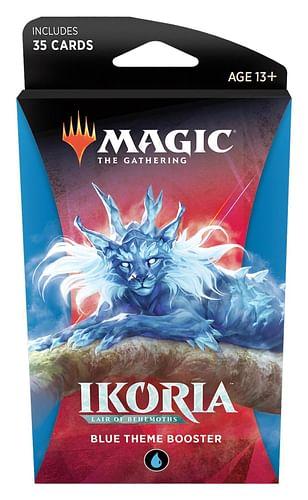 Magic: The Gathering - Ikoria: Lair of Behemoths Theme Booster Blue