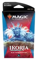 MTG - Ikoria: Lair of Behemoths Theme Booster Blue