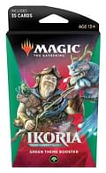 MTG - Ikoria: Lair of Behemoths Theme Booster Green