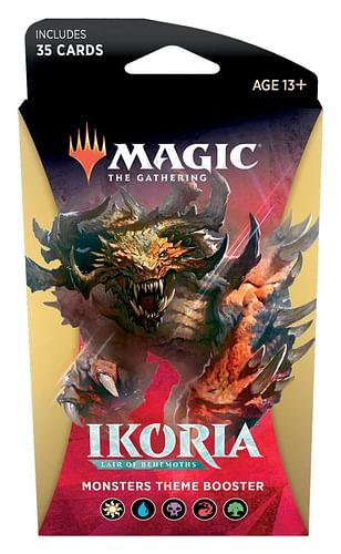 Magic: The Gathering - Ikoria: Lair of Behemoths Theme Booster monster