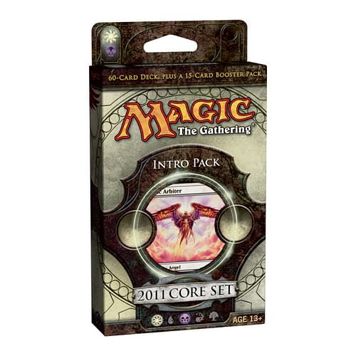 Magic: The Gathering - 2011 Core Set Intro Pack: Blades of Victory