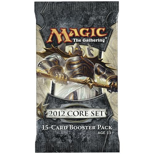 Magic: The Gathering - 2012 Core Set Booster