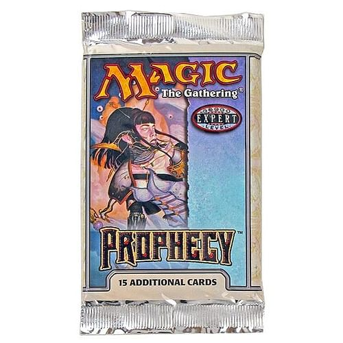 Magic: The Gathering - Prophecy Booster